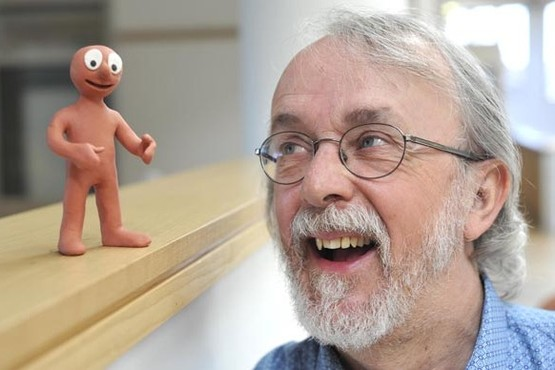 Aardman's Peter Lord at the relaunch of Morph. Aardman Animations, Gas Ferry Road, Bristol Date: 19/06/2014 Photographer: Simon Galloway/Staff. Copyright: Local World